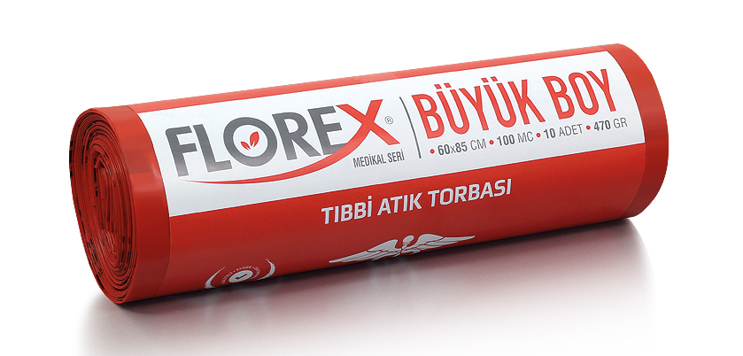Medical Waste Garbage Bags Turkey